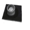ABB ventilator motorplaat/waaier