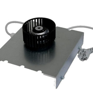 Comair ventilator motorplaat met waaier