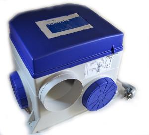 Ventilatiebox met perilex aansluiting
