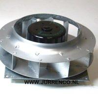 Agpo Optifor ventilator aanvoer/retour