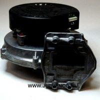 Vaillant 19-0235 ventilator (zwart)