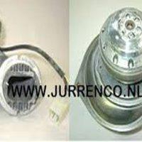 Intergas HR/W220 ventilator