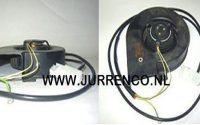 Nefit Turbo ventilator