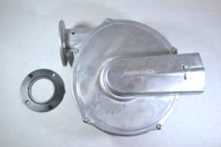 Intergas KK ventilator HRE torin met tunnel
